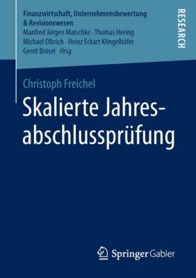 Skalierte Jahresabschlussprüfung, Christoph Freichel