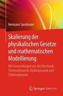 Skalierung der physikalischen Gesetze und mathematischen Modellierung - Hermann Sandmaier |