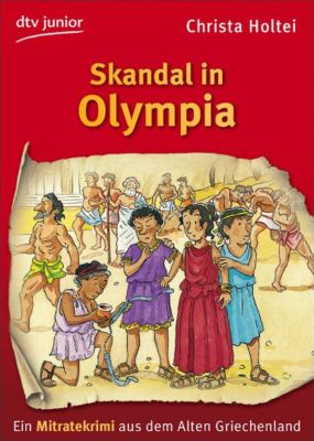 Skandal in Olympia, Christa Holtei