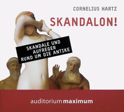 Skandalon!, 1 Audio-CD, Cornelius Hartz