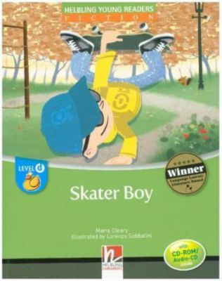 Skater Boy, mit 1 CD-ROM/Audio-CD, Maria Cleary