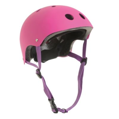 Skaterhelm pink XS 49-53cm