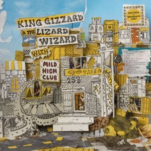 Sketches Of Brunswick East (Lp+Mp3) (Vinyl), King Gizzard & The Lizard Wizard