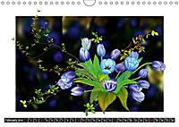 Sketches of flowers (Wall Calendar 2019 DIN A4 Landscape) - Produktdetailbild 2