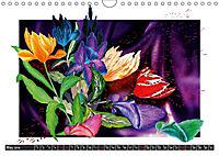 Sketches of flowers (Wall Calendar 2019 DIN A4 Landscape) - Produktdetailbild 5