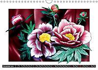Sketches of flowers (Wall Calendar 2019 DIN A4 Landscape) - Produktdetailbild 12