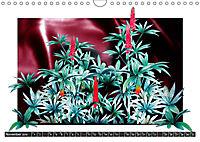 Sketches of flowers (Wall Calendar 2019 DIN A4 Landscape) - Produktdetailbild 11