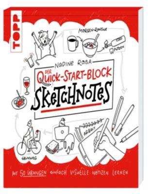 Sketchnotes. Der Quick-Start-Block - Nadine Roßa pdf epub