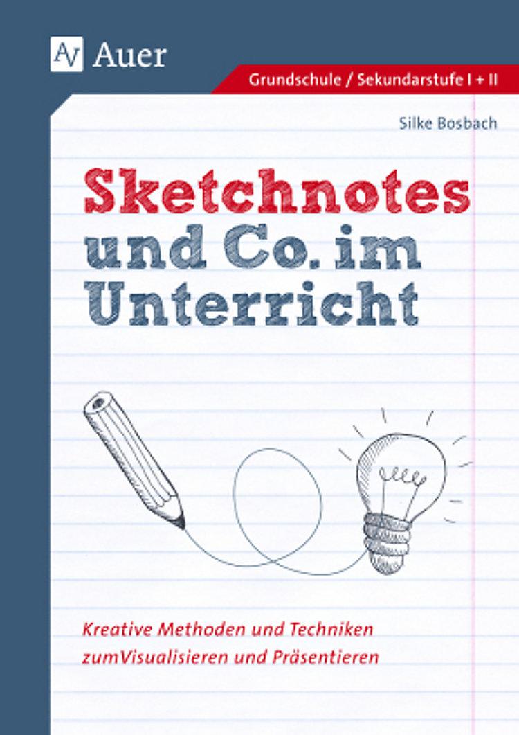 Sketchnotes Und Co Im Unterricht Buch Versandkostenfrei Bei
