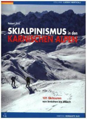 Skialpinismus in den karnischen Alpen, Robert Zink