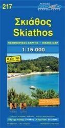 Skiathos 1 : 15 000
