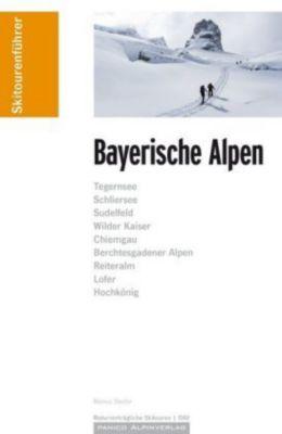 Skitourenführer Bayerische Alpen - Markus Stadler pdf epub