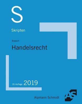Skript Handelsrecht - Patrick Braasch  