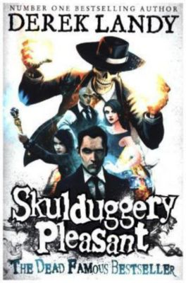 Skulduggery Pleasant, Derek Landy