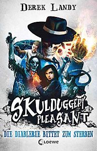 Skulduggery Pleasant, 3 Bde. - Produktdetailbild 3