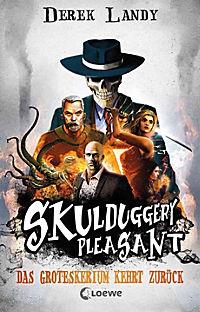 Skulduggery Pleasant, 3 Bde. - Produktdetailbild 2