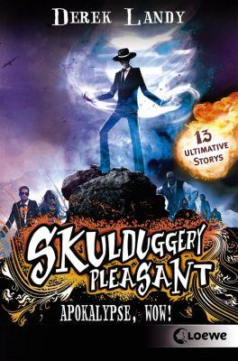 Skulduggery Pleasant - Apokalypse, Wow!, Derek Landy