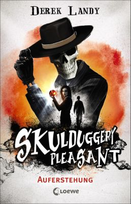 Skulduggery Pleasant - Auferstehung, Derek Landy