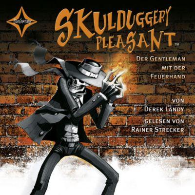Skulduggery Pleasant Band 1: Der Gentleman mit der Feuerhand (6 Audio-CDs), Derek Landy