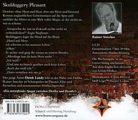 Skulduggery Pleasant Band 1: Der Gentleman mit der Feuerhand (6 Audio-CDs) - Produktdetailbild 1