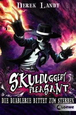 Skulduggery Pleasant Band 3: Die Diablerie bittet zum Sterben, Derek Landy