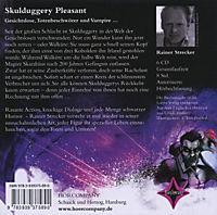 Skulduggery Pleasant Band 4: Sabotage im Sanktuarium (6 Audio-CDs) - Produktdetailbild 1