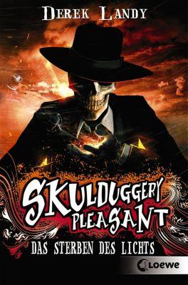 Skulduggery Pleasant - Das Sterben des Lichts, Derek Landy