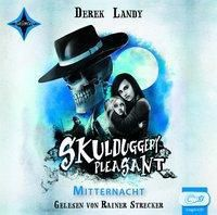 Skulduggery Pleasant - Mitternacht, 2 MP3-CDs, Derek Landy