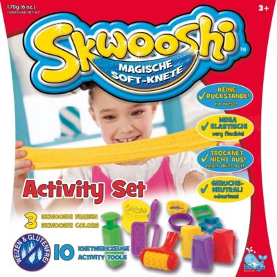 Skwooshi Soft-Knete Activity Set 170g