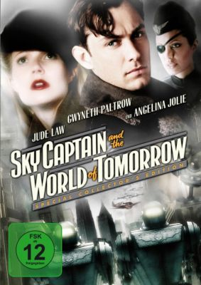 Sky Captain and the World of Tomorrow, Kerry Conran