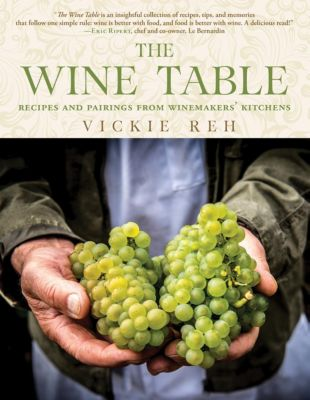 Skyhorse Publishing: The Wine Table, Vickie Reh