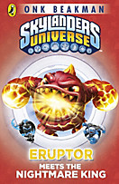 Skylanders: Skylanders Mask of Power: Eruptor Meets the Nightmare King