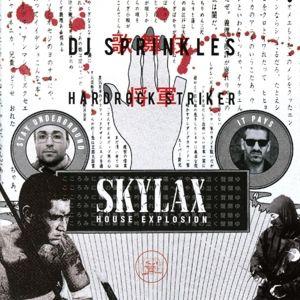 Skylax House Explosion (2cd), Dj Sprinkles, Hardrock Striker