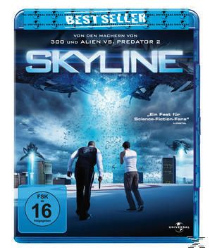 Skyline, Donald Faison,Scottie Thompson Eric Balfour
