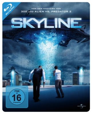 Skyline - Steelbook, Donald Faison,Scottie Thompson Eric Balfour