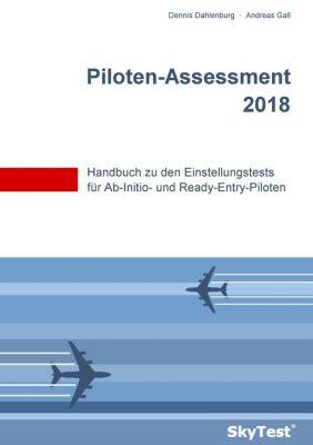 SkyTest® Piloten-Assessment 2018, Dennis Dahlenburg, Andreas Gall