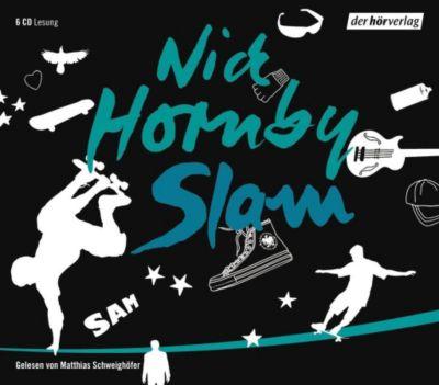 Slam, 6 Audio-CDs, Nick Hornby