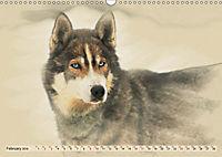 Sledgedogs 2019 / UK-Version (Wall Calendar 2019 DIN A3 Landscape) - Produktdetailbild 2