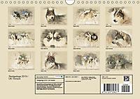 Sledgedogs 2019 / UK-Version (Wall Calendar 2019 DIN A4 Landscape) - Produktdetailbild 13