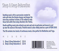 Sleep & Deep Relaxation - Produktdetailbild 1