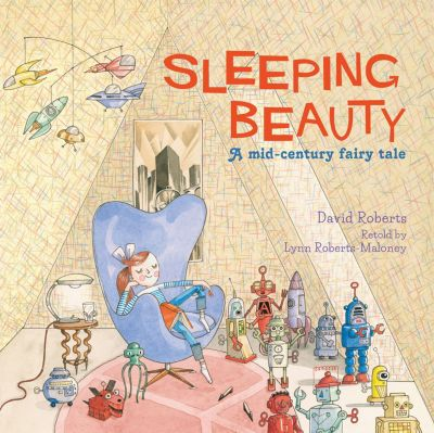 Sleeping Beauty, David Roberts, Lynn Roberts