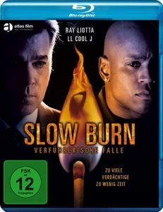 Slow Burn, Wayne Beach, Anthony Walton