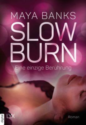 Slow Burn - Eine einzige Berührung, Maya Banks
