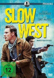 Slow West, Michael Fassbender, Kodi Smit-McPhee