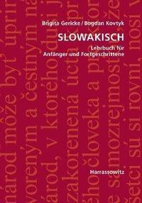 Slowakisch, m. 2 Audio-CDs, Brigita Gericke, Bogdan Kovtyk