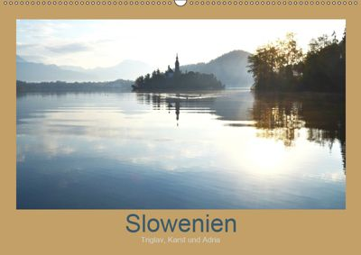 Slowenien - Triglav, Karst und Adria (Wandkalender 2019 DIN A2 quer), Fotokullt