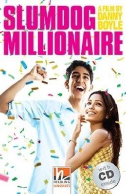 Slumdog Millionaire, m. 1 Audio-CD, Danny Boyle, Paul Shipton