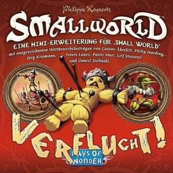 Small World, Verflucht! (Spiel-Zubehör)