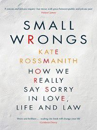 Small Wrongs, Kate Rossmanith