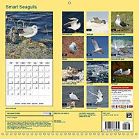 Smart Seagulls (Wall Calendar 2019 300 × 300 mm Square) - Produktdetailbild 13